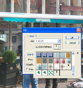 Photoshop: Making seamless patterns