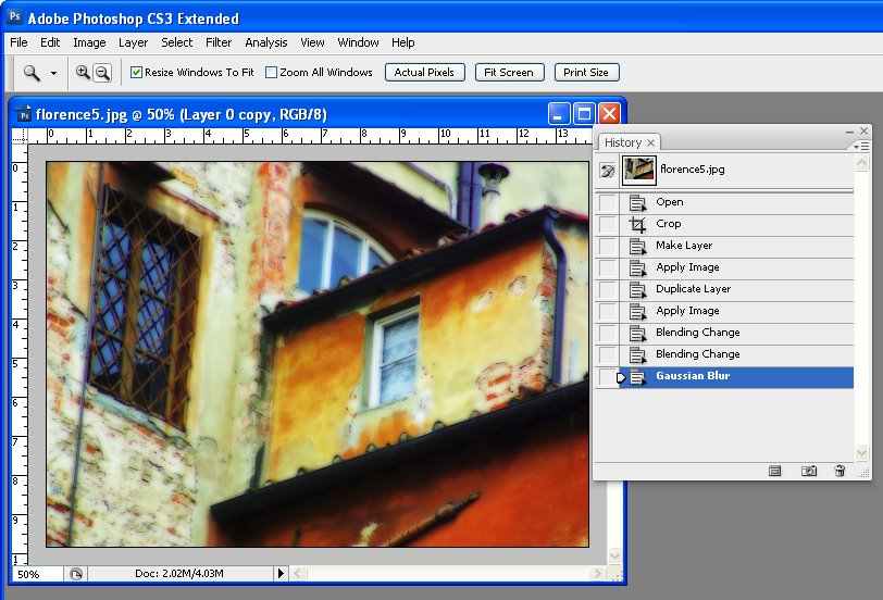 the history of photoshop Photoshop is a fantastically complicated raster image editor, and it's possible to  lose yourself in hours of work when you're editing photos.