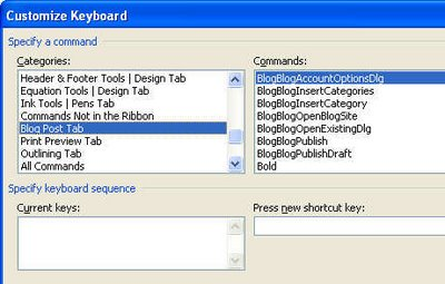 shortcuts 776522 Office 2007   DIY Keyboard shortcuts