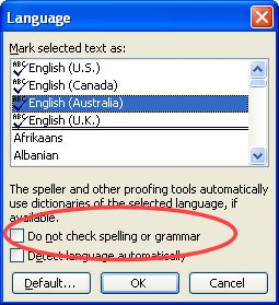 spelling2 781721 Dont spell check this!