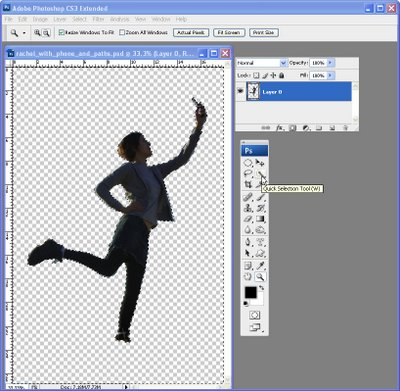 step1 729914 Create Silhouettes in Photoshop