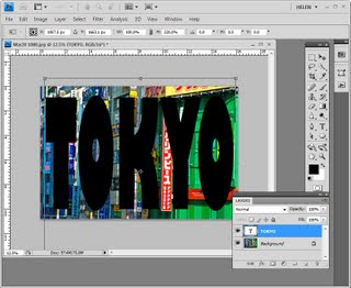 step1 751545 Photoshop   Cut Text from an Image