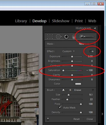 step1 777994 Highlight Color effect in Lightroom