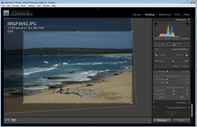 step1 786559 Simple Lightroom image fixing workflow
