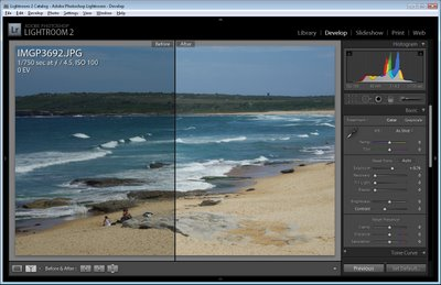 step2 741073 Simple Lightroom image fixing workflow