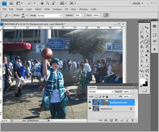 step3 764774 Photoshop   Recover an overexposed image