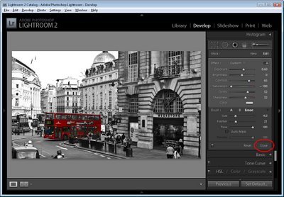 step5 706323 Highlight Color effect in Lightroom
