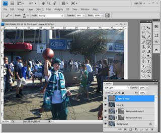 step6 777417 Photoshop   Recover an overexposed image