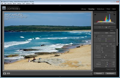 step7 761390 Simple Lightroom image fixing workflow