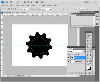step7 791413 Photoshop   Making Steampunk gears