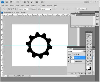 step8 791456 Photoshop   Making Steampunk gears