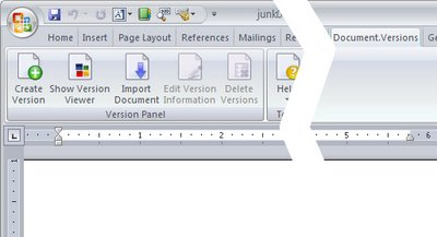 versions2 767370 MIA   Word 2007 loses Versions