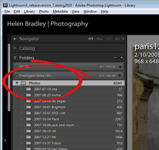 Adobe photoshop lightroom root folder Create a Root Folder in Lightroom