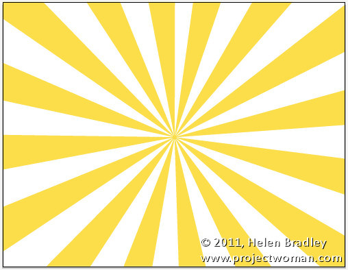 Illustrator make sunburst vector shape opener Create a Vector Sunburst in Illustrator