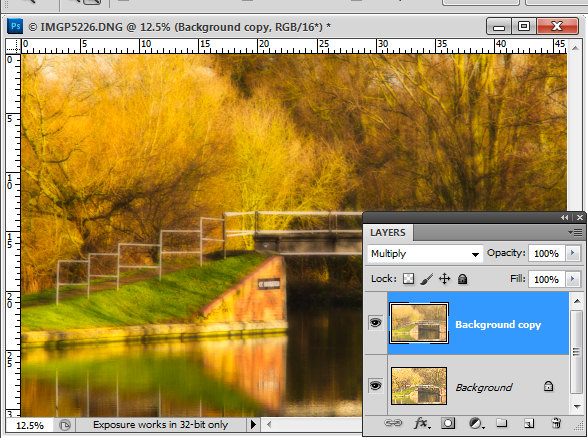how to create color effects with lightroom